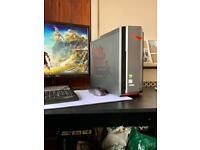 Intel I7 10700 8Cores/ RTX 2060 6GB Nvidia/16GB DDR4/ 480SSD+ 1TB HDD Acer Nitro High End Gaming PC