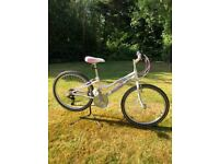 """GIRLS BIKE,12"""" CLAUD BUTLER RADIENCE, GREAT CONDITION , AGE 8+"""