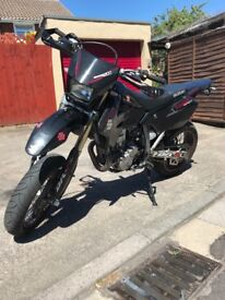 Stunning drz400sm ONLY 5300 Miles. Full yoshi exhaust system and other extras