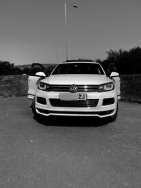 image for Volkswagen, TOUAREG, Estate, 2014, Semi-Auto, 2967 (cc), 5 doors