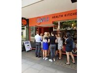 Gym look female promotional staff wanted for flyering in Marylebone
