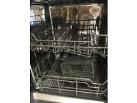 Curry's Free Standing Dishwasher excellent condition