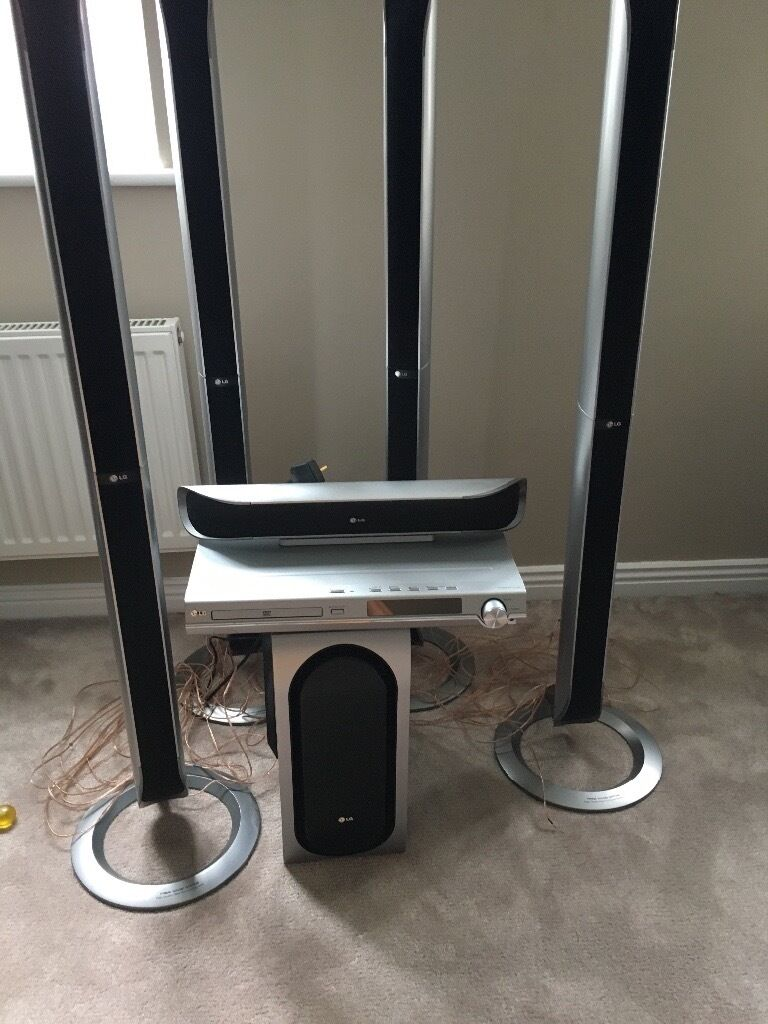 Bose Speakers For Cars >> LG Prime Surround Sound system | in Wirral, Merseyside | Gumtree