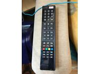 Remote for smart tv