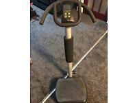 Vibra machine vibra plate Gym