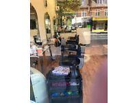 Barber for sale