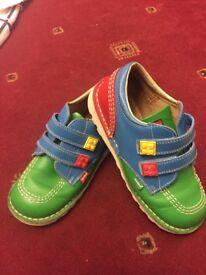 Kickers Lego Boots