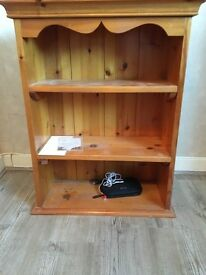 Solid Pine Shelf