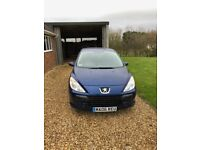 Peugeot 307 S 1.6 For Sale