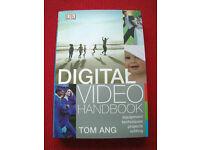New - Digital Video HandBook - Hardback reference book by Tom Ang