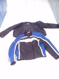 Hien Gericke, Large, PSXR, Morotbike Jacket.