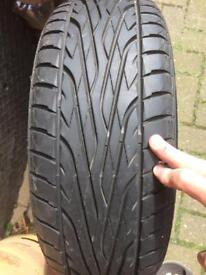 Maxxis tyre 195/55/15
