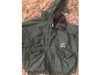 England's fishing jacket