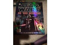 Star Wars Hardback book - new