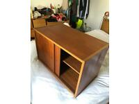 Storage unit for mid century PS danish wall system