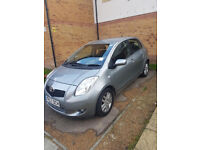 VERY NICE AND CLEAN TOYOTA YARIS 2007 LOW MILEAGE