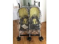 Mothercare Xoob2 Double Pushchair