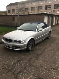 Bmw convertible 3 series for sale