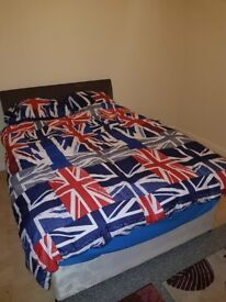 Brand New double bed with matress