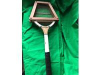 Dunlop Vintage Tennis racket