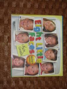Jon & Kate   8 Little Faces Hardcover Book