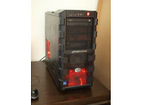 Cyberpower Gaming PC - with optional extras - monitor, printer, speakers, keyboard, mouse, webcam