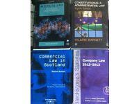 LLB Law Books