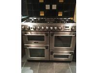 Hotpoint Cannon CH10456GFS Dual Fuel Range Cooker