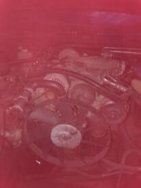 Range Rover 4ltr v8 Thor engine