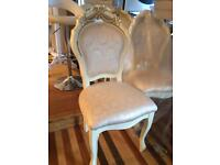 Canelgroup chairs set of 6 £80 each