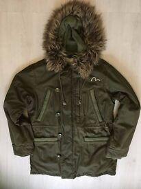 Military Winter Jacket by Evisu