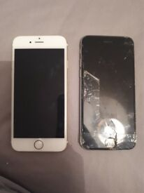 Iphone 6 and 6s PARTS ONLY NOT WORKING