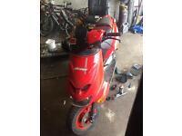Aprilia sr 50 moped piaggio gilera scooter 50cc
