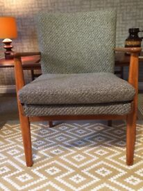 **SOLD** Vintage Retro Mid Century Parker Knoll Lounge Chair