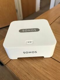 Sonos Bridge and power supply (used)