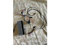 ALPINE iLX-700 DIGITAL MEDIA PLAYER APPLE CARPLAY Head Unit Car player with cables