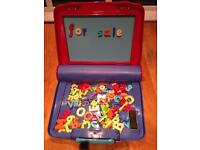 Early Learning Centre magnetic letter set