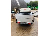 Camping Trailer - Anssems GT750.251HT