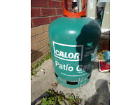 Empty 13kg Calor patio gas bottle Good condition Costs £40 for a bottle if you don't have one