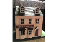 Public house dollshouse