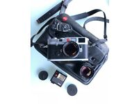 Leica M6+accesories. cash only!!
