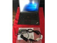 Lenovo ThinkPad - T450 14 inch - i5 - 8GB - 256GB SSD - Warranty IBM dual Battery T460 t470 t440
