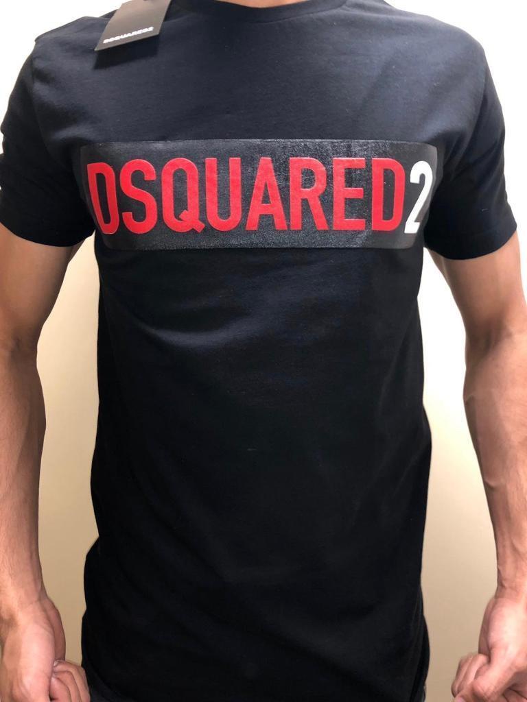 a42457e64ea1 DSQUARED T-Shirt (Black)   in East London, London   Gumtree