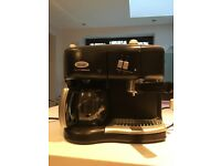 DeLonghi Caffe nabucco BCO65bs coffee machine.