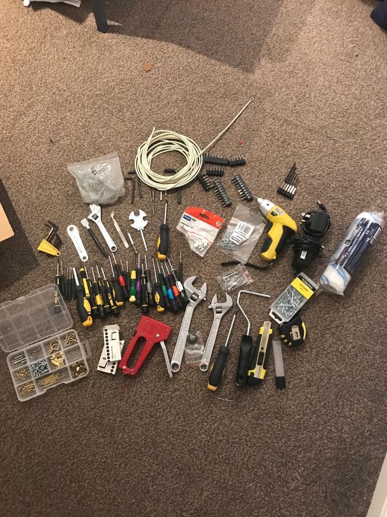 Wide range of tools
