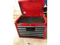 Draper expert 10 drawer tool box