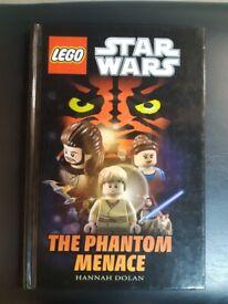 Lego StarWars Book The Phantom Menace