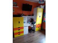 Complete IKEA children room