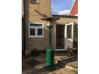 Gas large patio heater