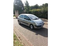citroen Picasso hdi 6 months mot 140k. clean tidy £375 or swaps